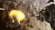 Helghan Bombardment