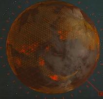 Orbital View of Helghan