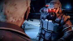 Helghast Commodore