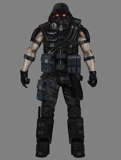 Psp helghast heavycommando