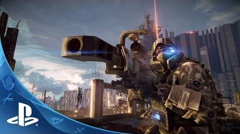 Killzone Shadow Fall Intercept - E3 2014 Trailer PS4