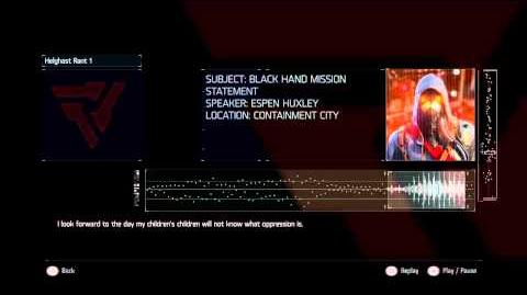 Killzone Shadow Fall Audiolog 19