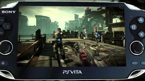 Protoss uchiha/ Killzone: Mercenary - E3 2013 Trailer