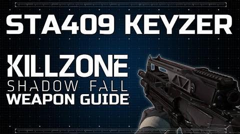 StA409 Keyzer - Killzone Shadow Fall Weapon Guide
