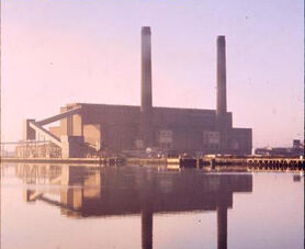 North tees power station