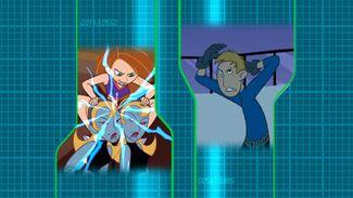 Chama, Liga (Versão Curta - 2ª Temporada) (Imagem 01)