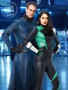 EW - Drakken and Shego First Look
