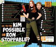 Live Kim Ron test