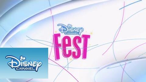 Disney Channel Fest Este mês