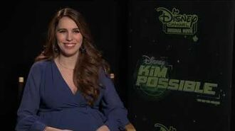 Kim Possible - Christy Carlson Romano On Passing The Torch INTERVIEW