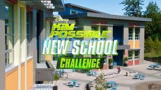 Kim Possible New School Challenge 1