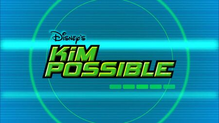Kim Possible logo HD