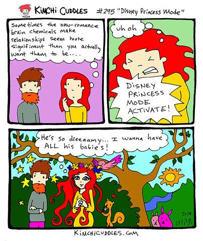 File:Kimchi Cuddles Comic 295 - Disney Princess Mode.jpg