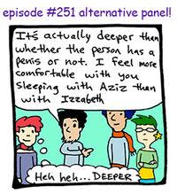 Kimchi Cuddles Comic 251 - ASK KIMCHI - Alternative Panel