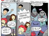 """481 - """"Emotional Armor"""""""