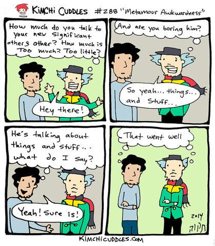File:Kimchi Cuddles Comic 288 - Metamour Awkwardness.jpg