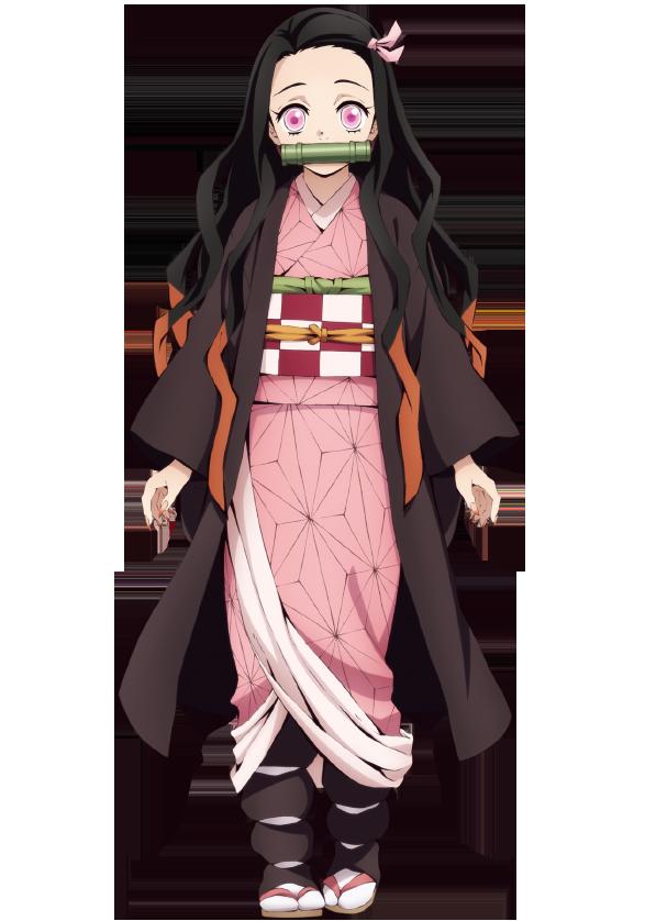 Kamado Nezuko Wikia Kimesu No Yaiba Fandom Powered By Wikia