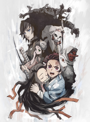 Kimetsu no Yaiba Key Visual 4
