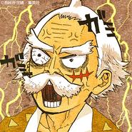 Jigoro colored profile