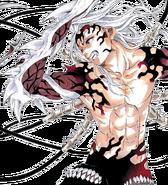 Muzan colored body (combat form) 2