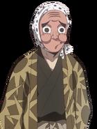 Hotaru recognizing Tanjiro as a Child of Brightness