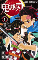 Kimetsu no Yaiba Band 1