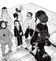 Lower Moon meeting with Muzan CH51