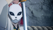 Sabito takes Tanjiro seriously