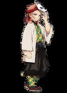 Sabito ganzer Körper (Anime)