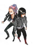 Monju Shiro Kyodai promo art
