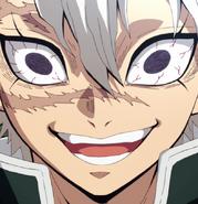 Sanemi Anime Profile