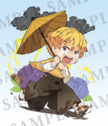 Zenitsu Rainy Season icon