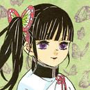 Kanao colored profile