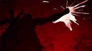 Hand Demon kills Sabito