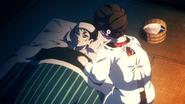 Yushiro remembering his human past EP10