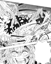 Mitsuri rejoins the battle