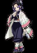 Shinobu ganzer Körper (Anime)