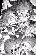 Giyu comes to Tanjiro's aid