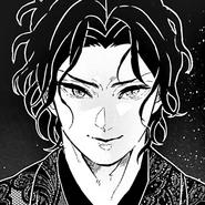 Muzan profile (former appearance)