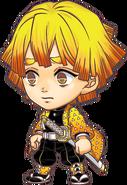 Zenitsu Jumputi Heroes Profile