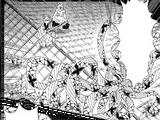 Zenitsu Agatsuma and Inosuke Hashibira vs Daki