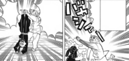 Inosuke beating Aoi