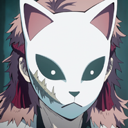 Sabito Masked