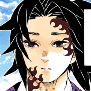 Kokushibo colored profile (human)