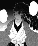Muzan's cells produce a memory of Yoriichi