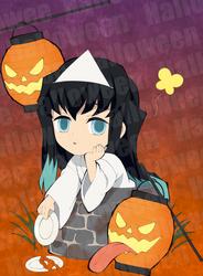 Muichiro Halloween icon