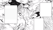 Muzan turning Tanjiro into a demon CH201