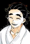 Keizo colored profile