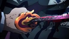 Kyojuro's Tsuba