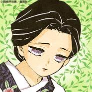 Tamayo colored profile 2